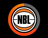NBL Mobile App Concept