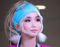 Cosplay Goddess ALODIA G.