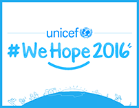 Unicef 2016 Chad Children Donating Campaign