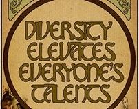 Diversity Elevates