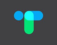 Teslon brand identity