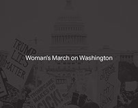 Womans March on Washington