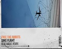Blue Magic - Take Flight RMX  (Artwork Digital Cover)