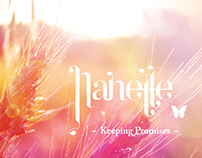 Album Cover Design: Keeping Promises, Nanette Scott