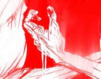 Le repenti - Illustration