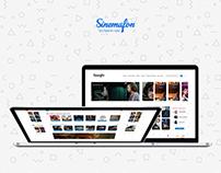 Sinemafon - Web Design