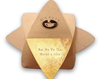 Packaging design/ Blooming TEA