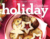 Chatelaine Magazine - Holiday Cookbook