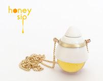 Honey Sip - conceito de reversão da hipoglicemia