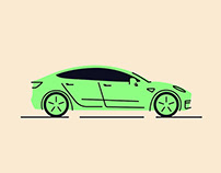 Tesla model S / model 3 / model X