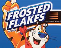 BEYBLADE x Kellogg's Cereal Proposal