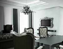 Interiores, design classico