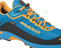 Mammut Color-ways Fall 2012/13