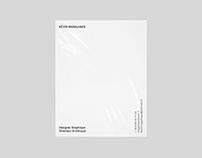 Kévin Magalhaes - Visual Identity
