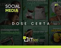 Social Media | Dose Certa Manipulação #1