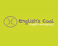 Englishiscool academy prints