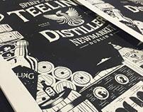 Teeling Whiskey Print