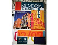 Memoria de Gestión del IMV Ayto. Málaga