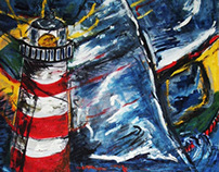 Paintings By Lucy Maliszewski