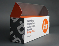 HZ Client Gift Packaging