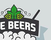 Ice Beers | Logotype