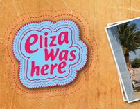 Eliza was here 2009