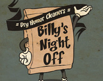 dry humor cleaners