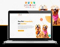 Website - Pets 4Ever