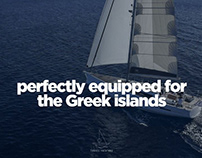Perfectly Equipped For The Greek Islands