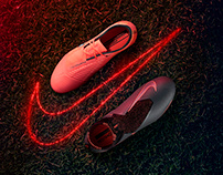 Nike Phantom Fire - Venom & Vision | Retouch