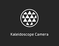 Kaleidoscope Camera IOS Icon