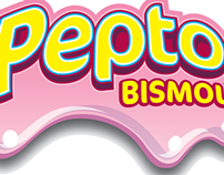 Pepto Bismol- Digital