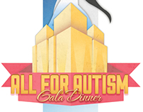 Gala Dinner - All for Autism