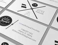 Identity Badge/Stationary/Logo