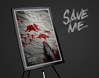 """Save Me Project"" Poster"