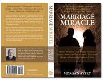Marriage Miracle - Book Cover Design