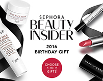 Digital Design - Sephora