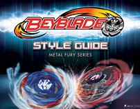 BEYBLADE Season 6 Style Guide