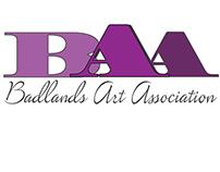 Logo Design: Badlands Art Association