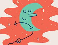 Ilustraciones + Diseño Editorial