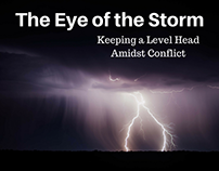 Keeping a Level Head Amidst Conflict