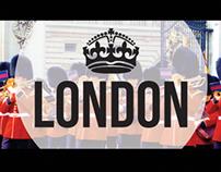 LONDON - Visual Identity