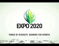 EXPO 2020 - São Paulo candidate city