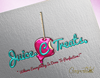 Juice C Treats Logo