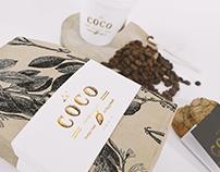 La'coco, branding design