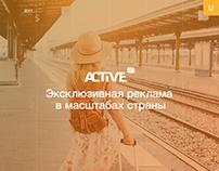 Active sp website design