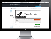 Jetpack Dev Mode, Wordpress Plugin