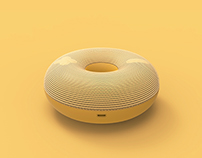 Loudspeaker 'Doughnut'