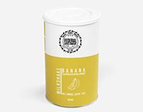 Federal Milkshake Packaging Design