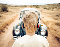Volkswagen Lifestyle For Getty Images